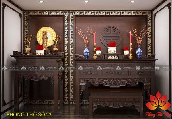 Bàn thờ mấy bát hương là hợp phong thủy thờ cúng của người Việt ?