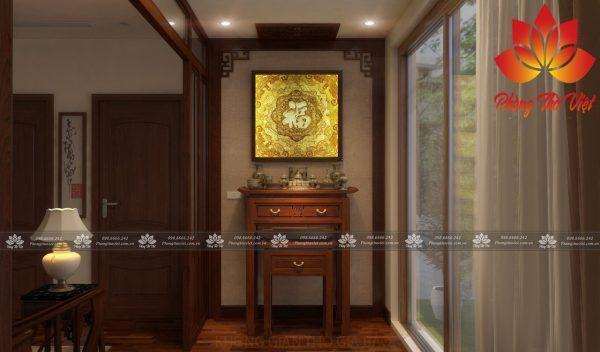 Những mẫu thiết kế phòng thờ kiểu Nhật ấn tượng
